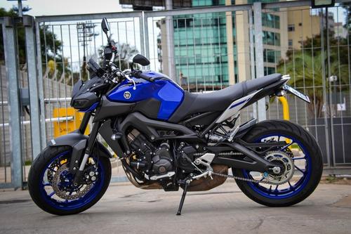Yamaha Mt09 Mod. 2017 Impecable! - Único Dueño