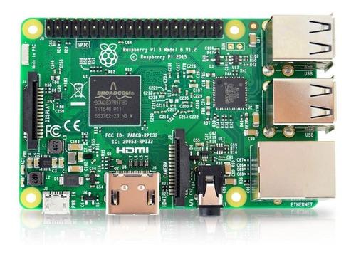 Raspberry Pi 3 Original, Modelo B / Raspberry Pi / Raspberry