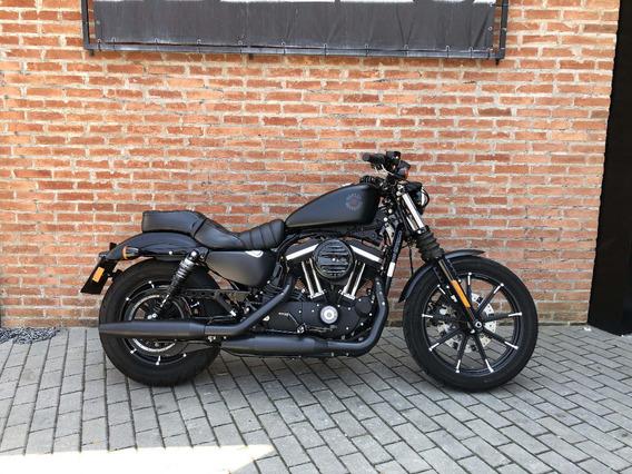 Harley Davidson Iron 2020 Baixa Km