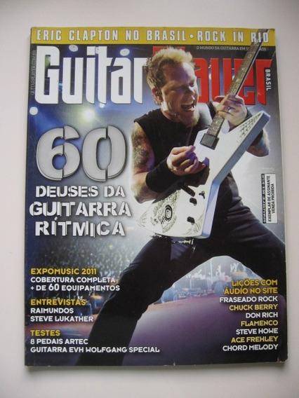 Guitar Player - Nº 187 - 60 Deuses Da Guitarra Rítmica