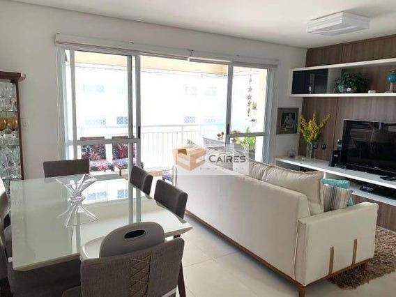 Apartamento Com 2 Dormitórios À Venda, 92 M² Por R$ 880.000,00 - Vila Brandina - Campinas/sp - Ap7431