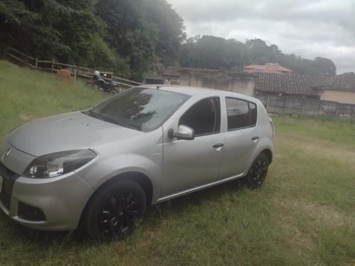 Renault Sandero 2014 1.6 16v Privilège Hi-flex Aut. 5p