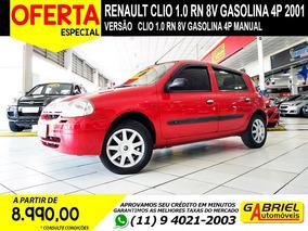 Renault Clio 1.0 Rn 8v