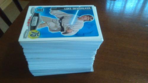 Imagen 1 de 8 de Trading Cards Star Wars
