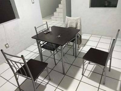 Casa Renta Tec Monterrey Amueblada Privada 3 Rec Factura