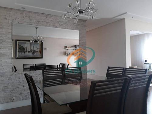 Imagem 1 de 29 de Apartamento Com 3 Dormitórios À Venda, 89 M² Por R$ 480.000,00 - Jardim Aida - Guarulhos/sp - Ap3173