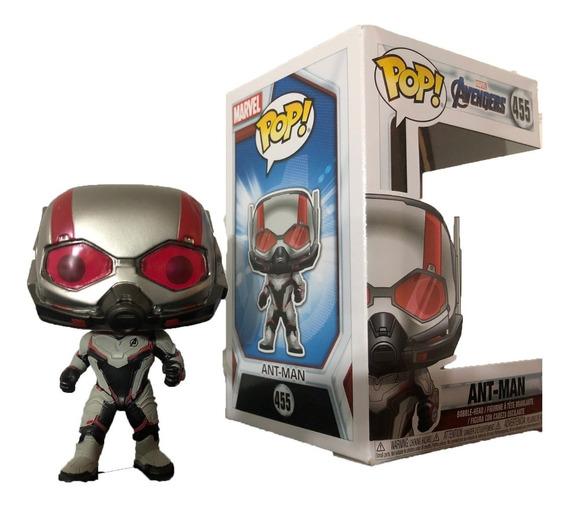 Funko Vengadores Avengers Endgame Marvel Antman Hormiga