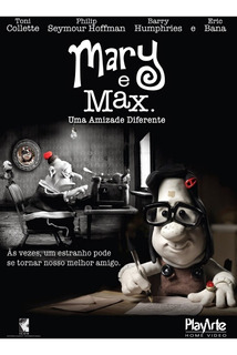 Filme Mary E Max Uma Amizade Diferente No Mercado Livre Brasil
