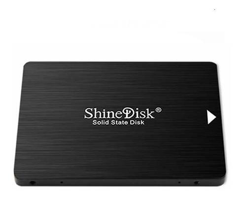Disco Duro Solido Ssd 120gb Shinedisk Sata 3d Nand 485mb/s