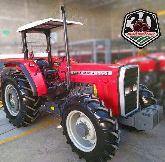 Tractor Agrícola Mf285t Turbo (90hps) Nuevo Promo