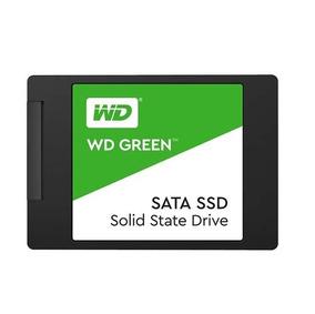 Ssd Green 120gb 2,5 Sata Wds120g2g0a - Western Digital