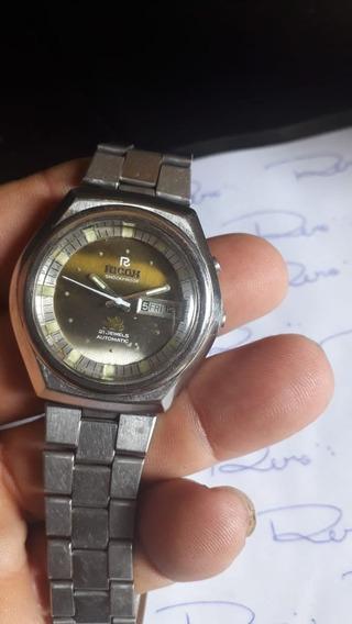 Relógio Ricoh - Automático - Masculino - Lindo - R428