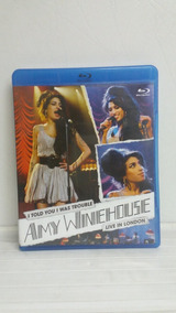 Blu-ray Amy Winehouse I Told You I Was A Trouble