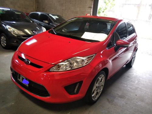 Imagen 1 de 8 de Ford Fiesta Kd Titanium 1.6 5p (2012)