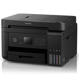 Impressora Multifuncional Epson Eco Tank Jato De Tinta L6171