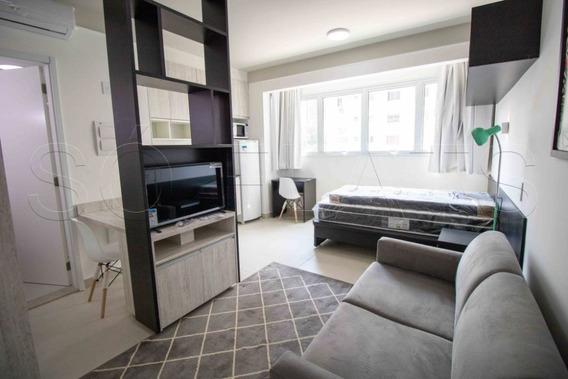 Lindo Apartamento Na Consolação, Aptos Novos Tipo Studio