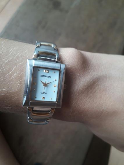 Relógio Seculus (relógio Feminino)