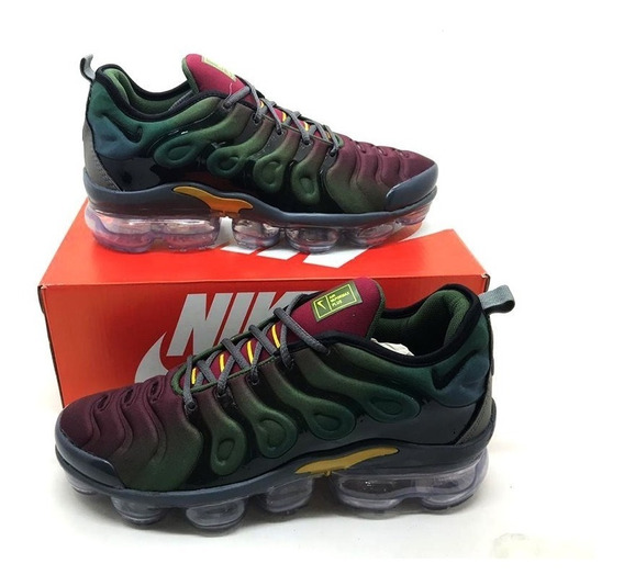 Tênis Nike Vapormax Plus + Frete Incluso Varias Cores