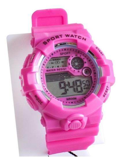 Relógio Infantil Digital Kids A Prova D