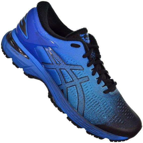 Tênis Asics Gel-kayano 25 Sp Azul/preto