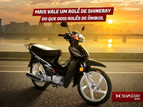 Shineray Phoenix Gold 49cc Cinquentinha