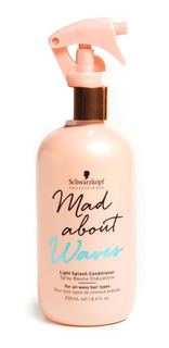 Schwarzkopf Mad About Waves Spray Acondicionador Ondas 250ml