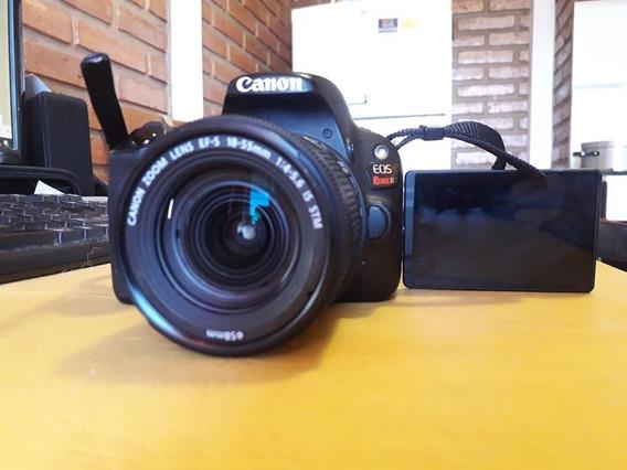 Camara Canon Sl2 - Eos 200d