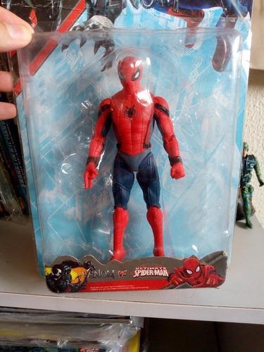 Homem Aranha Spiderman Boneco Vingadores Marvel