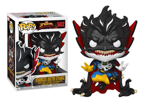 Funko Pop #602 Venomized Dr Strange