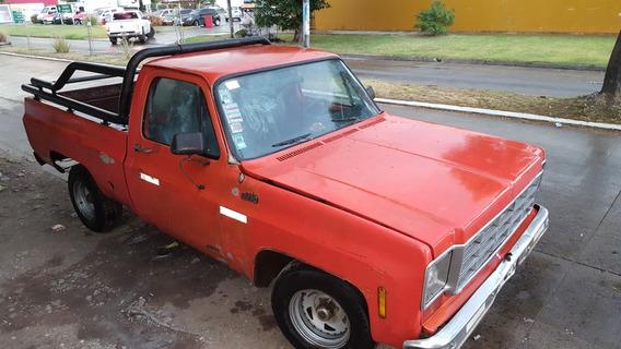 Chevrolet C-10 Motor 230 1976