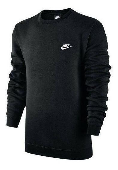 Moletom Nike Nscrflc Club Preto