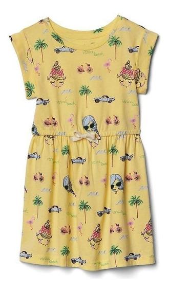 2 Piezas Vestido + Bombachita Bebes Varios Talles Gap