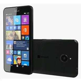 Smartphone Microsoft Lumia 640 Xl/ Rm 1066/dual Vitrine