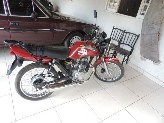 Honda Cg 99 Mexida