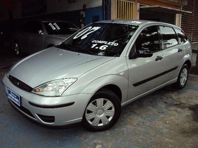 Focus Hatch 1.6 Gl 2007 Completo/94.426km/raridade