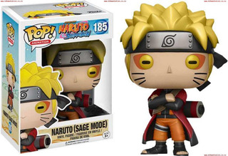 Funko Pop Animation #185 Naruto Sage Mode Exclusive Nortoys