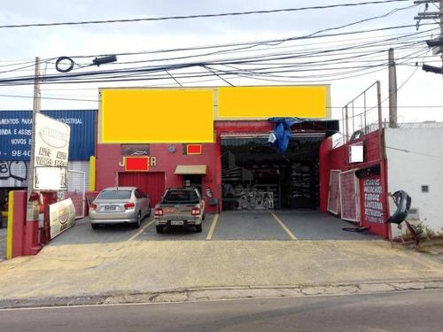 Imagem 1 de 11 de Salão À Venda, 450 M² Por R$ 1.500.000,00 - Vila Marieta - Campinas/sp - Sl0798