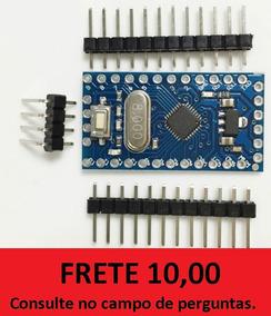 Arduino Pro Mini 168 Atmega168 3.3v (frete Barato)