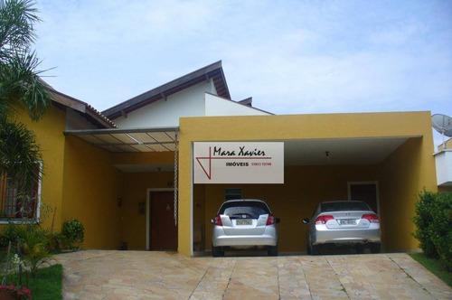 Casa Com 3 Dormitórios, 250 M² - Venda Por R$ 1.300.000,00 Ou Aluguel Por R$ 6.000,00/mês - Condomínio Terras De Vinhedo - Vinhedo/sp - Ca1618