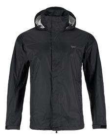 Chaqueta Hombre Lippi Abyss B-dry Hoody Jacket Negro I19