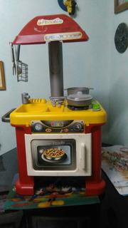 Cocina De Juguete Marca Rondi