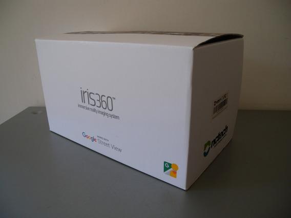 Google Street View Certificado Iris 360 Câmera Nctech