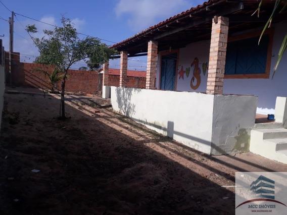 Casa De Praia A Venda Em Zumbi, Rio De Fogo