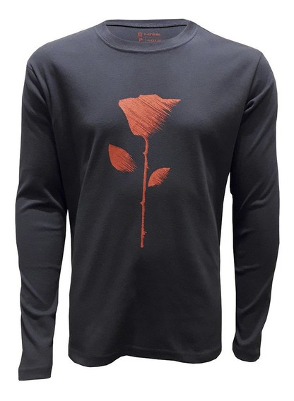 Camiseta Osklen Rosa Traço (58249)