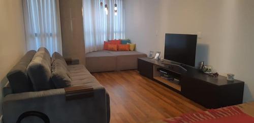 Imagem 1 de 15 de Apartamento Com 2 Dormitórios À Venda, 90 M² - Jardim Bela Vista - Santo André/sp - Ap66099