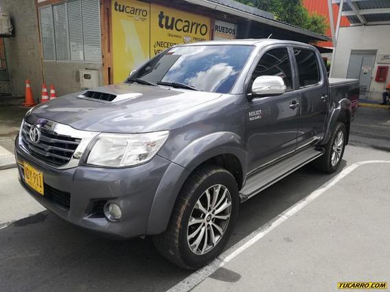 Toyota Hilux Srv Blindaje 2 Plus