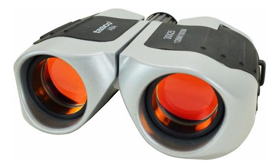 Binóculo Tasco 30x25 Longo Alcance 1km Anti-reflexo + Capa.