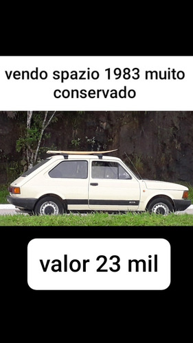 Imagem 1 de 10 de Fiat Spazio 1983 Spazio Cl