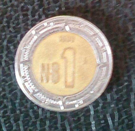 Moneda De 1 , 2 Y 5 Nuevos Pesos
