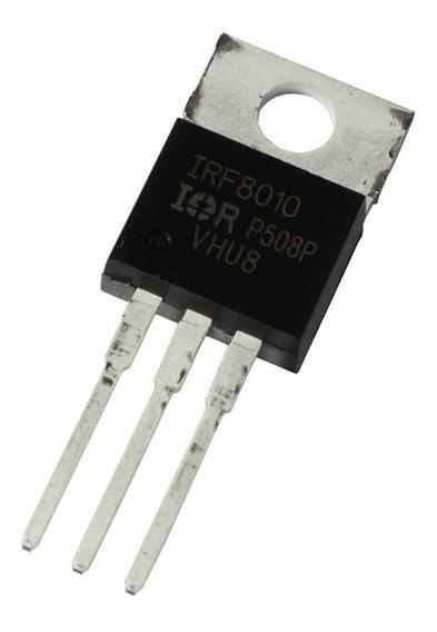 6x Transistor Irf8010 * Irf8010 *original * Ir
